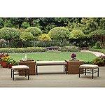 Better Homes and Gardens Echo Lane Nesting 5-Piece Bench Set $129.00 + fs @walmart.com