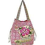 Sun N' Sand Palm Beach Pink Drawstring Beach Bag $25.00 + ship @beallsflorida.com