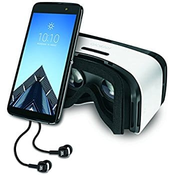 Alcatel Idol 4s with VR Goggles, Incipio Case, and JBL Earbuds $219.00 at Amazon with FS or $209 w/o extras Unlocked