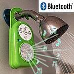 Bluetooth Shower Speaker - Receive Calls and Listen To Music In Your Shower $9.49 + fs @thatdailydeal.com