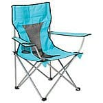 Wilson & Fisher® Quad Bright Colored Folding Chairs $10 + Free Store Pickup @biglots.com