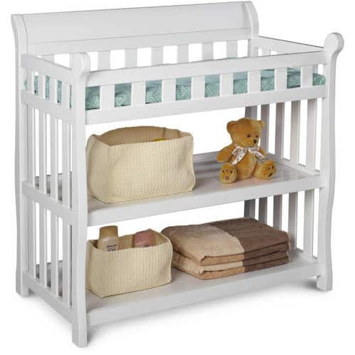 Delta Children Eclipse Changing Table, White $83.29 + fs $83.28