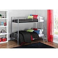 Walmart Deal: Mainstays Twin over Twin Convertible Bunk Bed $94.70 + FS at Walmart