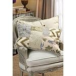 Emily Patchwork Bed Sham $29.95 + ship @softsurroundings.com