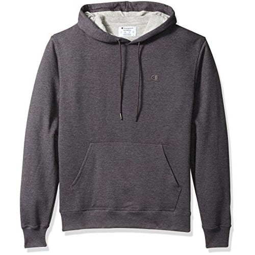 Champion Men's Powerblend Fleece Pullover Hoodie $14.42