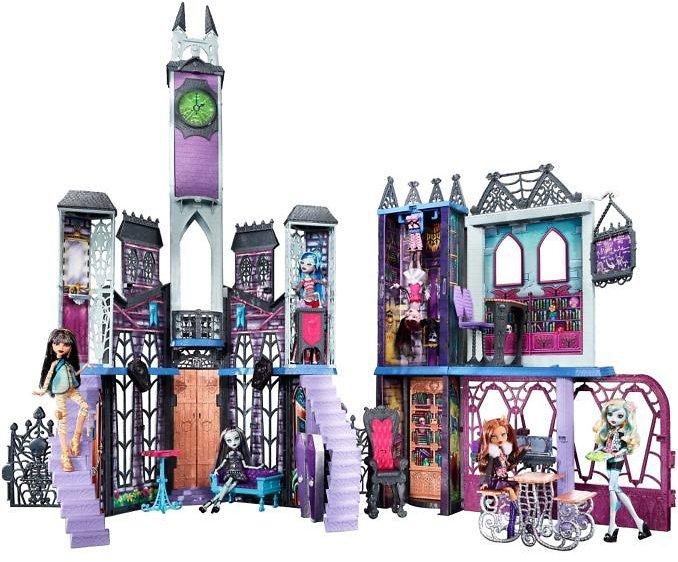 Monster High™ Deadluxe High School™ Play Set $55.99