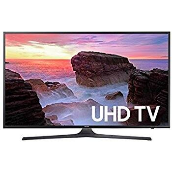 "Samsung UN75MU6300 75"" 4K HDR Smart LED TV (2017) $1999 ($1625 with Prime Card)"
