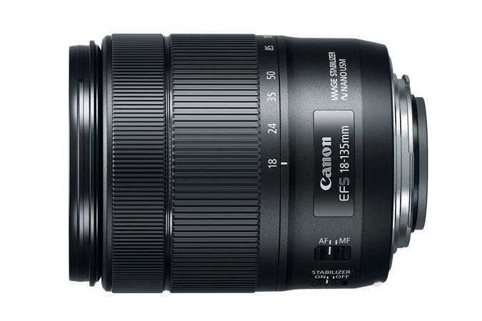 BF $407.99 EF-S 18-135mm f/3.5-5.6 IS USM Refurbished