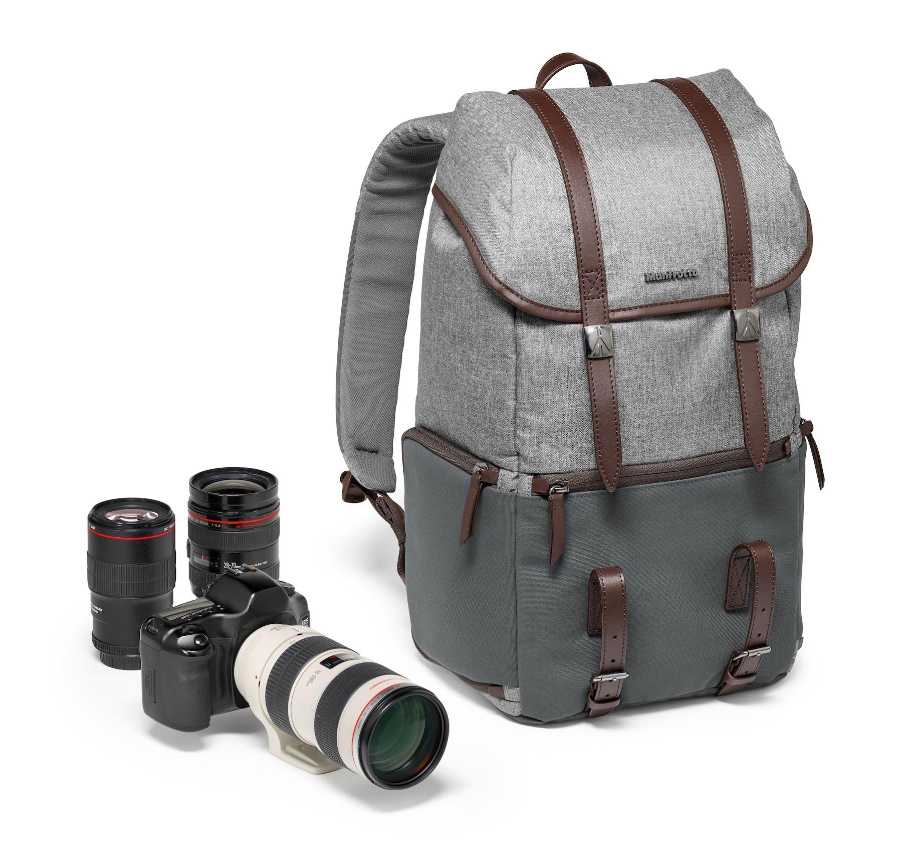 Manfrotto Windsor Explorer Camera Backpack $49.99 Costco B&M & Online