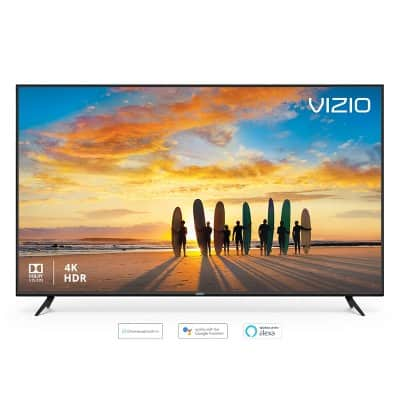 "Vizio 65"" 4K TV $399.99 (V655-G9) Costco/Target ends tomorrow"