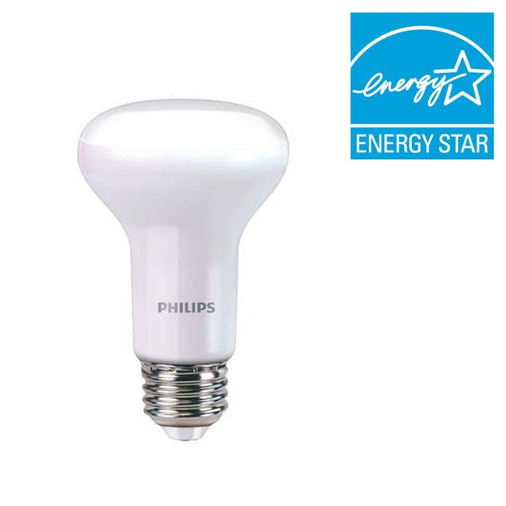 45W Equivalent Soft White R20 Dimmable with Warm Glow Light Effect LED Energy Star Light Bulb - $.97 $0.97