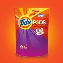Tide Amazing Laundry Bundle: 70-Ct Tide Pods, 68-Ct Bounce Sheets & More $19 + Free Shipping