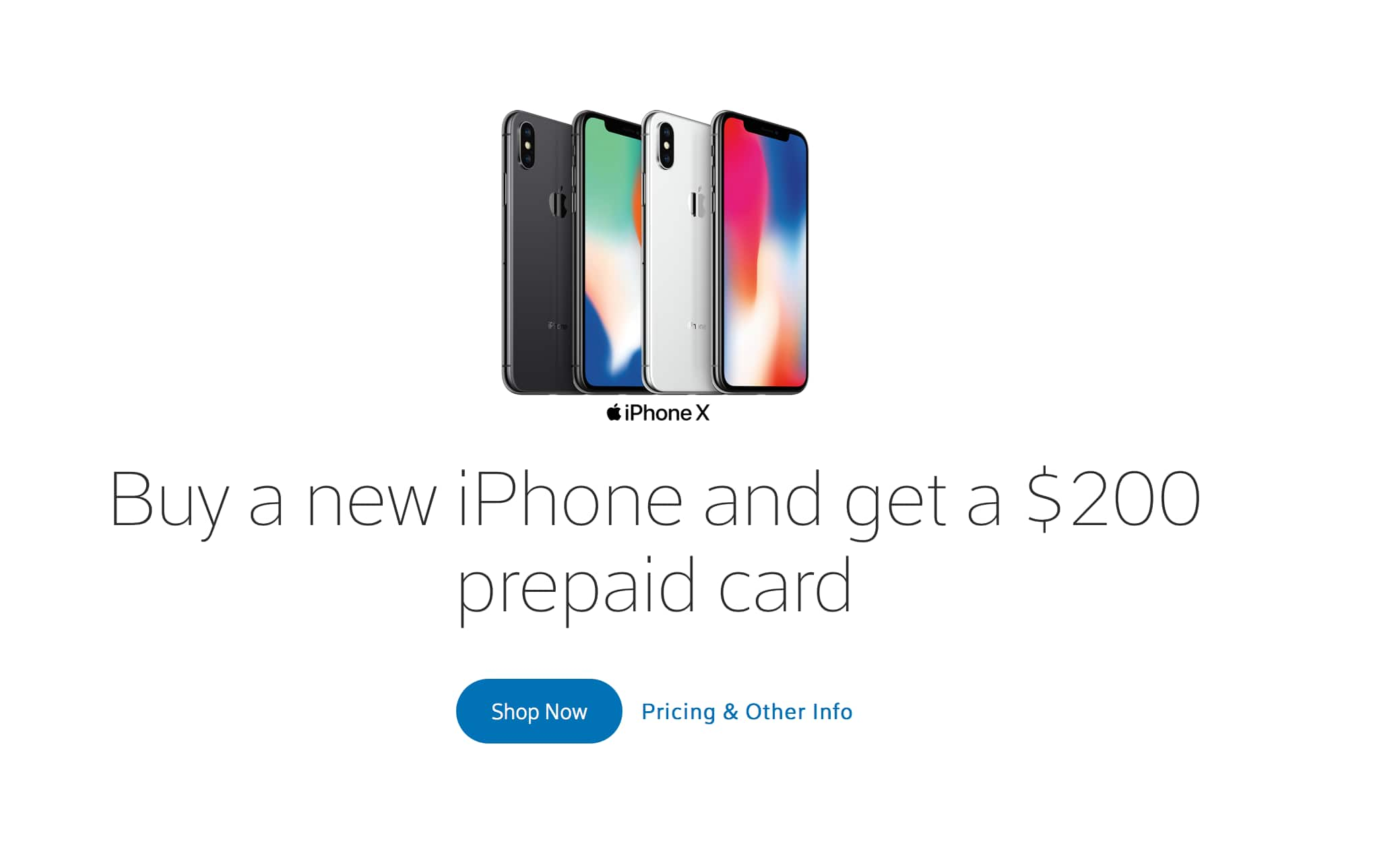 xfinity mobile iphone buy a new iphone and get a 200 prepaid card exp - Buy Prepaid Card