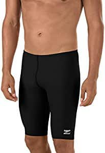 Prime Members: Speedo Men's Endurance+ Polyester Solid Jammer Swimsuit From $22.75 + Free S/H