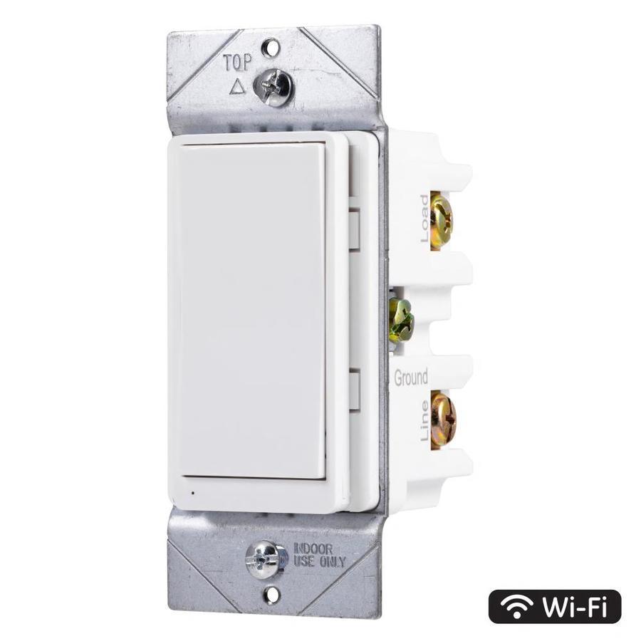 GE WiFi smart switch $4 @lowes YMMV
