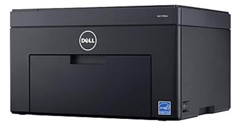 Dell C1760nw Color Laser Printer