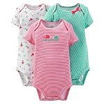 Just One You Made by Carter's 3-Pack Bodysuits or 2-Pack Pants for $4.26 [REDcard][FS]@Target