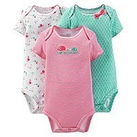 Target Deal: Just One You Made by Carter's 3-Pack Bodysuits or 2-Pack Pants for $4.26 [REDcard][FS]@Target