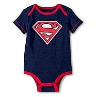 Target Deal: DC Comics and Disney Baby Bodysuit $3.33 + FS with REDcard @Target