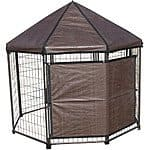 "Advantek Original Pet 32"" Gazebo Sun Shade $23.99 + ship @wayfair.com"