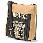 NICOLE MILLER Kristie Crossbody With Straw $20.00 + ship @tjx.com