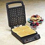 Chef'sChoice Classic WafflePro $79.95 + fs @chefscatalog.com