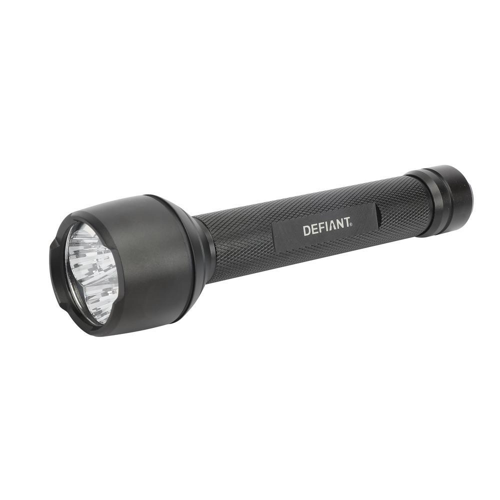 $12.97 Defiant 1200 Lumens LED Flashlight HOME DEPOT Free in Store Pickup