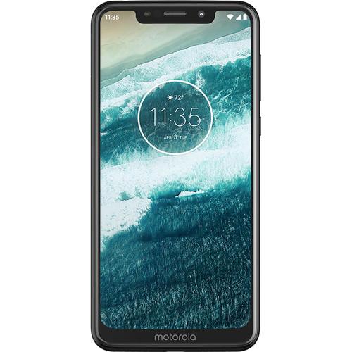 B&H Motorola One Dual-SIM 64GB Smartphone (Unlocked, Black) $149.99