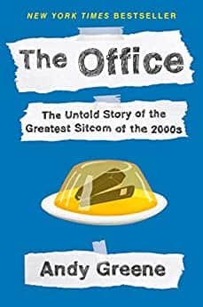 The Office: The Untold Story of the Greatest Sitcom of the 2000s: An Oral History by Andy Greene (Kindle Edition) $4.99