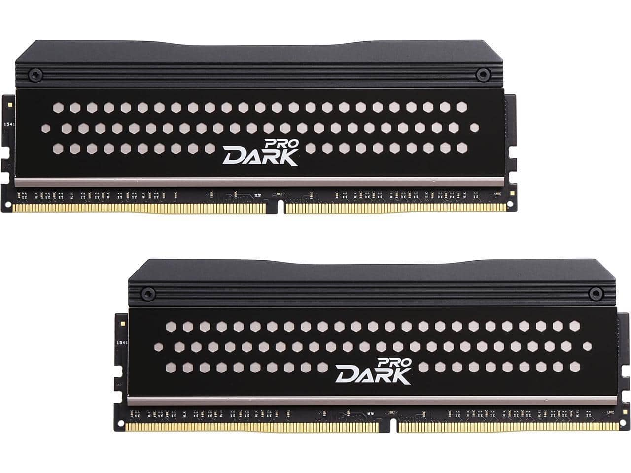 Team Dark Pro 16GB (2 x 8GB) 288-Pin DDR4 SDRAM DDR4 3200 $159