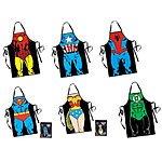 2-Pack Superhero Cooking Apron $21.99 FS @ Tanga