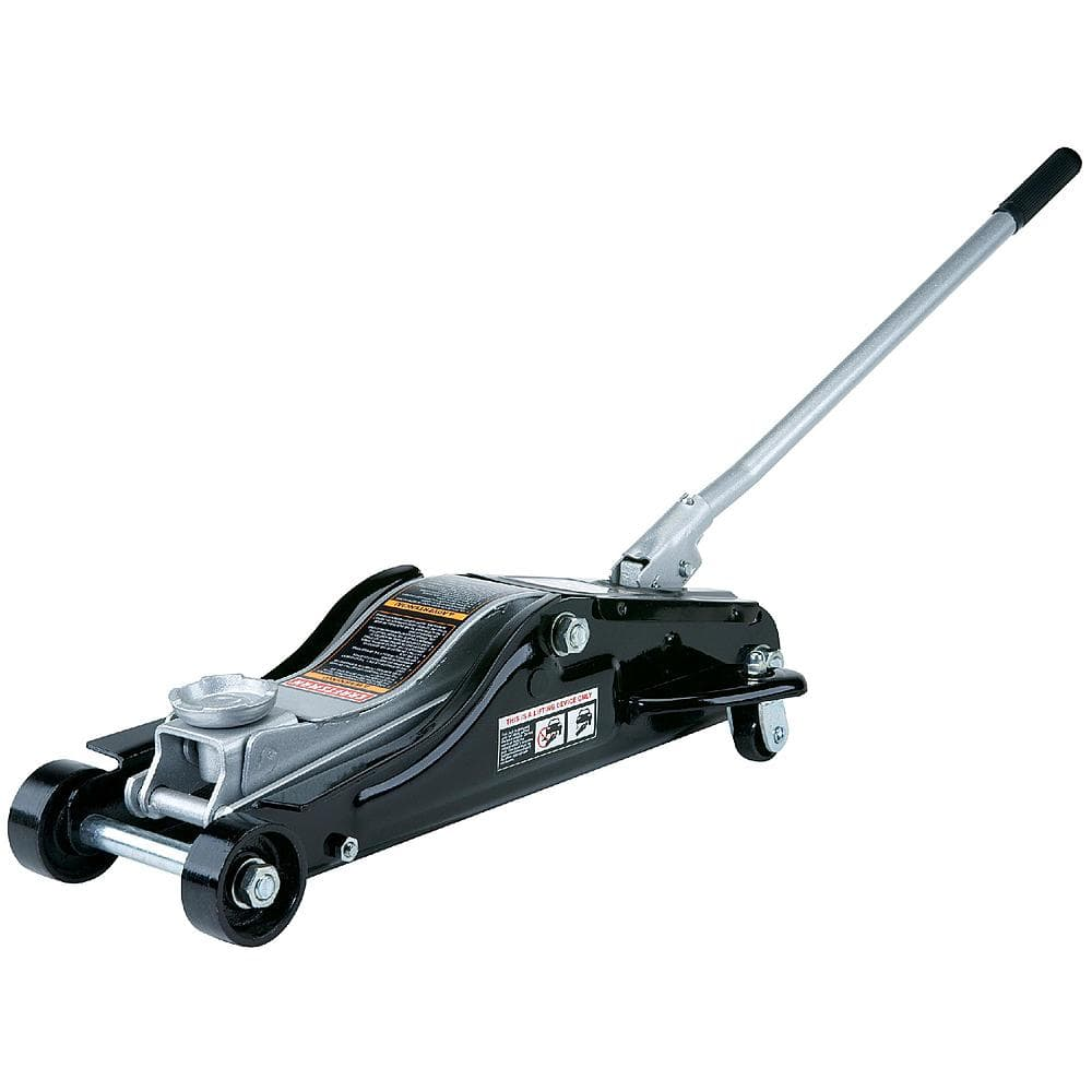 Craftsman 2 1/2 ton low profile Jack @ sears.com $39.99 + ymmv potential $50 in points $40