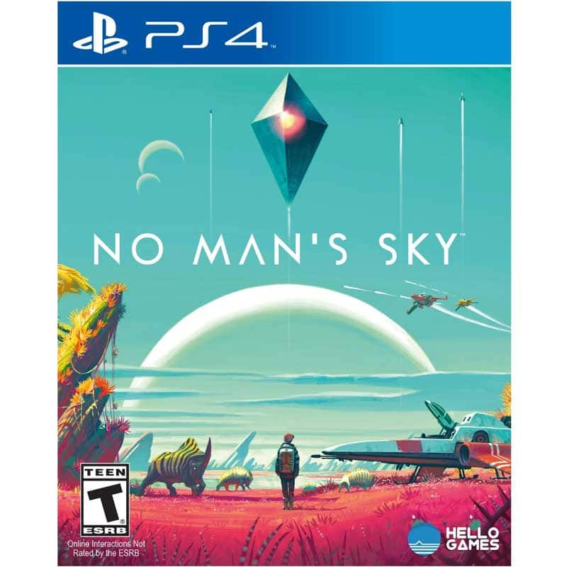 No Man's Sky (PS4) $14.99 with Thursday Promo Code - Fry's In-Store & Online