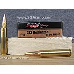 AMMO 20 round box - 223 Rem PMC Bronze 55 grain FMJ ammo 1000rnd $299.50 + $18 S/H