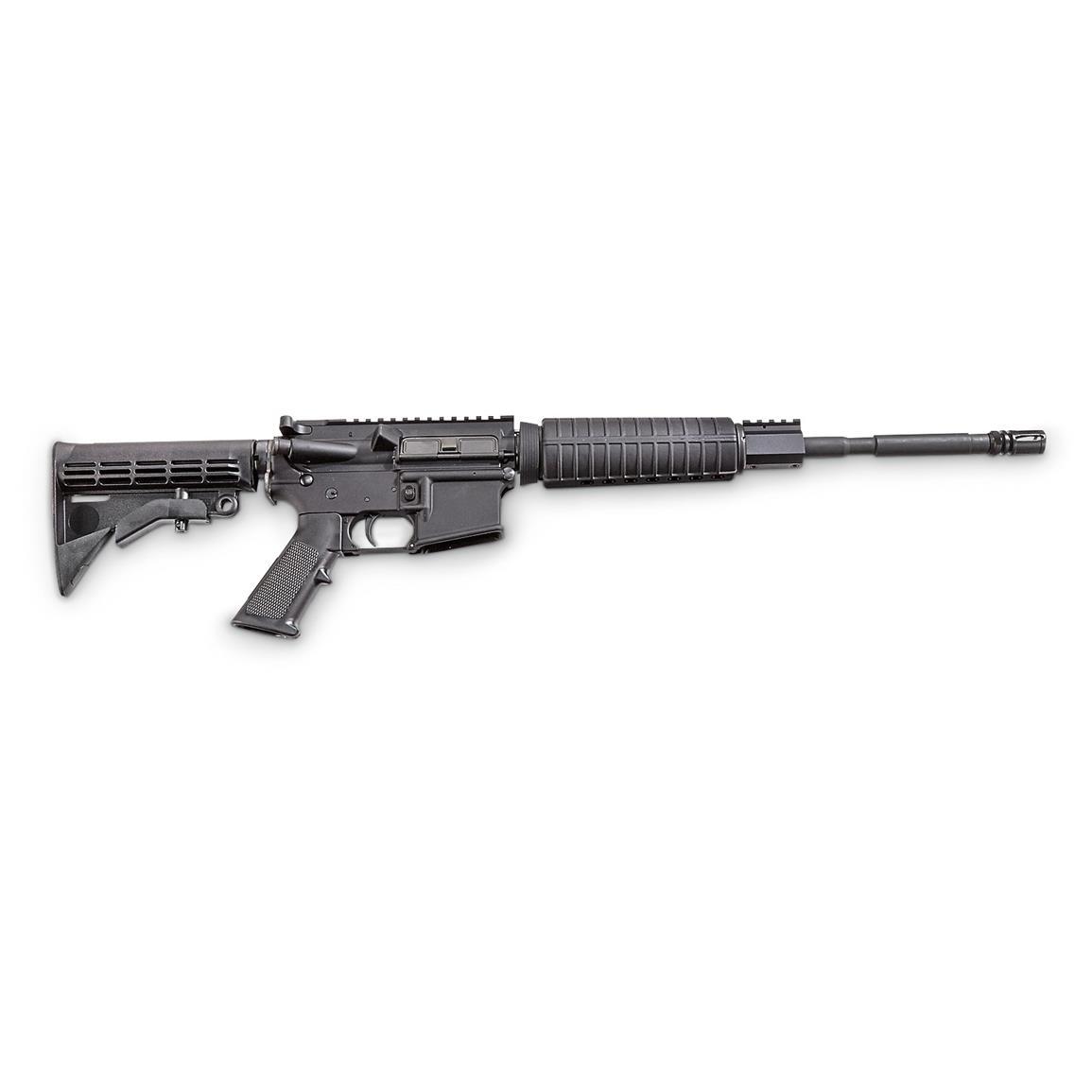 GUN Anderson Carbine 5.56 NATO Semi-automatic Rifle $474.99/$499.99 + $4.99 S/H