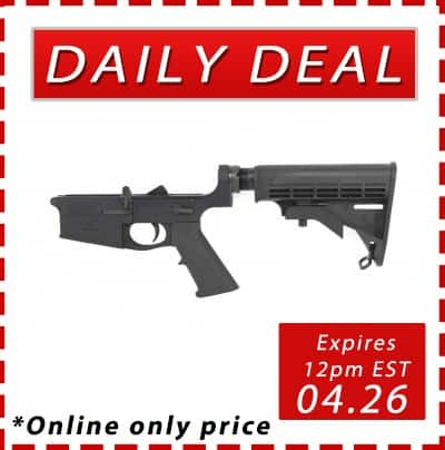 """PSA AR10 308 with SS 18"""" barrel for $599.99 Free Shipping"""