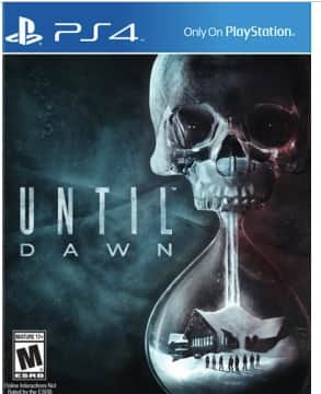 Until Dawn ($19.99) + Free Shipping is back up online! (Best Buy)