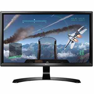 "LG 24UD58-B 24"" Class 4K UHD IPS FreeSync LED Monitor with ""Personal Promo Code"" - $197 F/S"