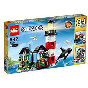 LEGO Creator Lighthouse Point 31051 - $36 @ Toys R Us