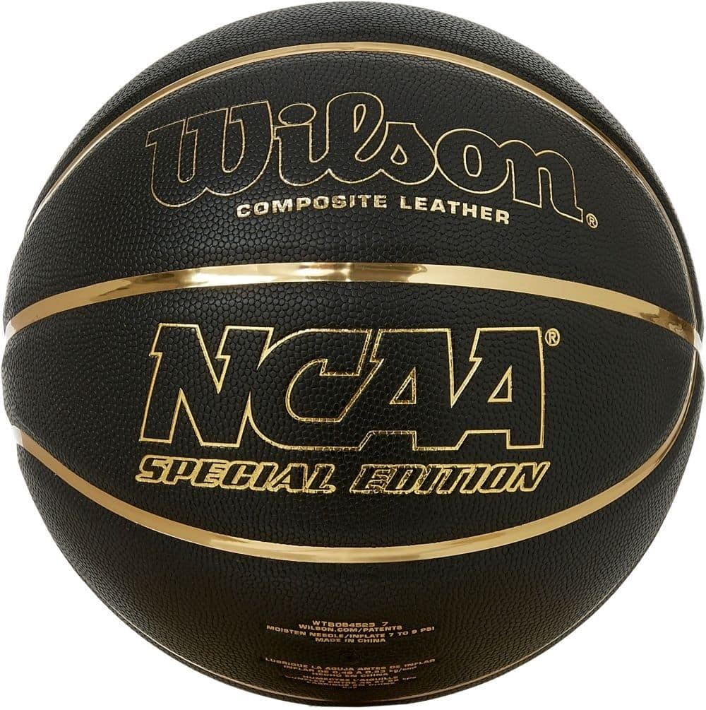 Wilson NCAA Special Edition Official Basketball - $19.98 at Dicks Sporting Goods