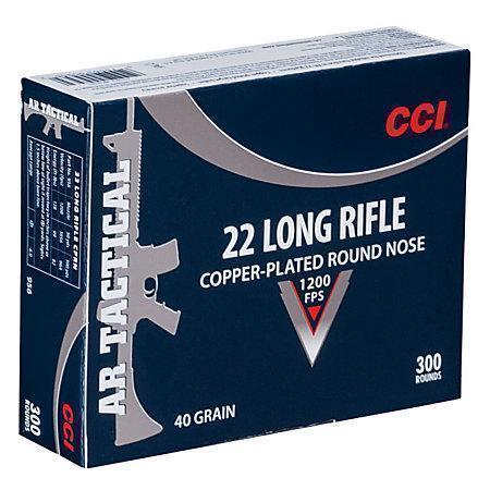 Gander Mountain-CCI AR Tactical 22lr 300rds $24.99 & Remington ThunderBolt 22lr 500rds $29.99+FS