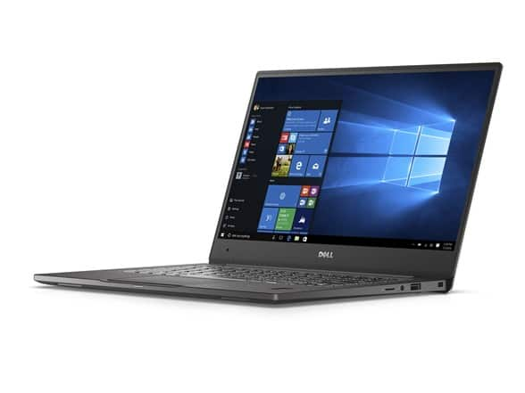 """Dell 7370 QHD touch infinity edge 13.3"""" reconditioned"""
