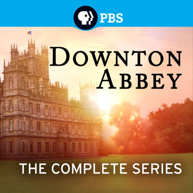 Downton Abby, The Complete Series HD (iTunes) $39.99