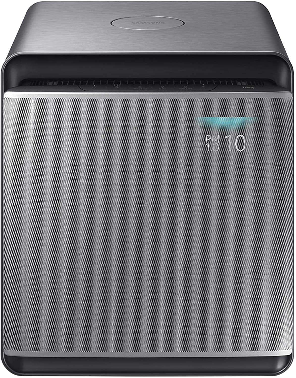 Samsung Cube Smart Air Purifier in Honed Silver - $199 (with edu and work place discounts) + Free Shipping