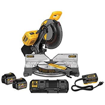 Dewalt Flexvolt 120V DHS790AT2 Miter Saw + FREE DWX723 or DWX726 Stand @ Amazon.com - $699