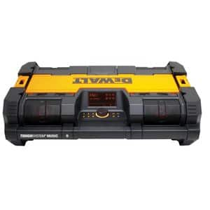 DeWALT ToughSystem DWST08810 Bluetooth Radio/Charger $141.50