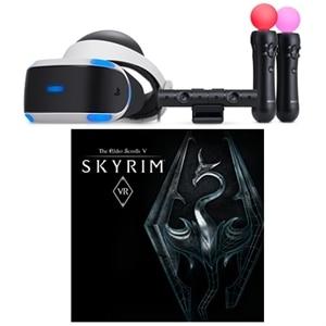 Dell: Sony Playstation (PS4) VR Skyrim Bundle w/ free shipping $280