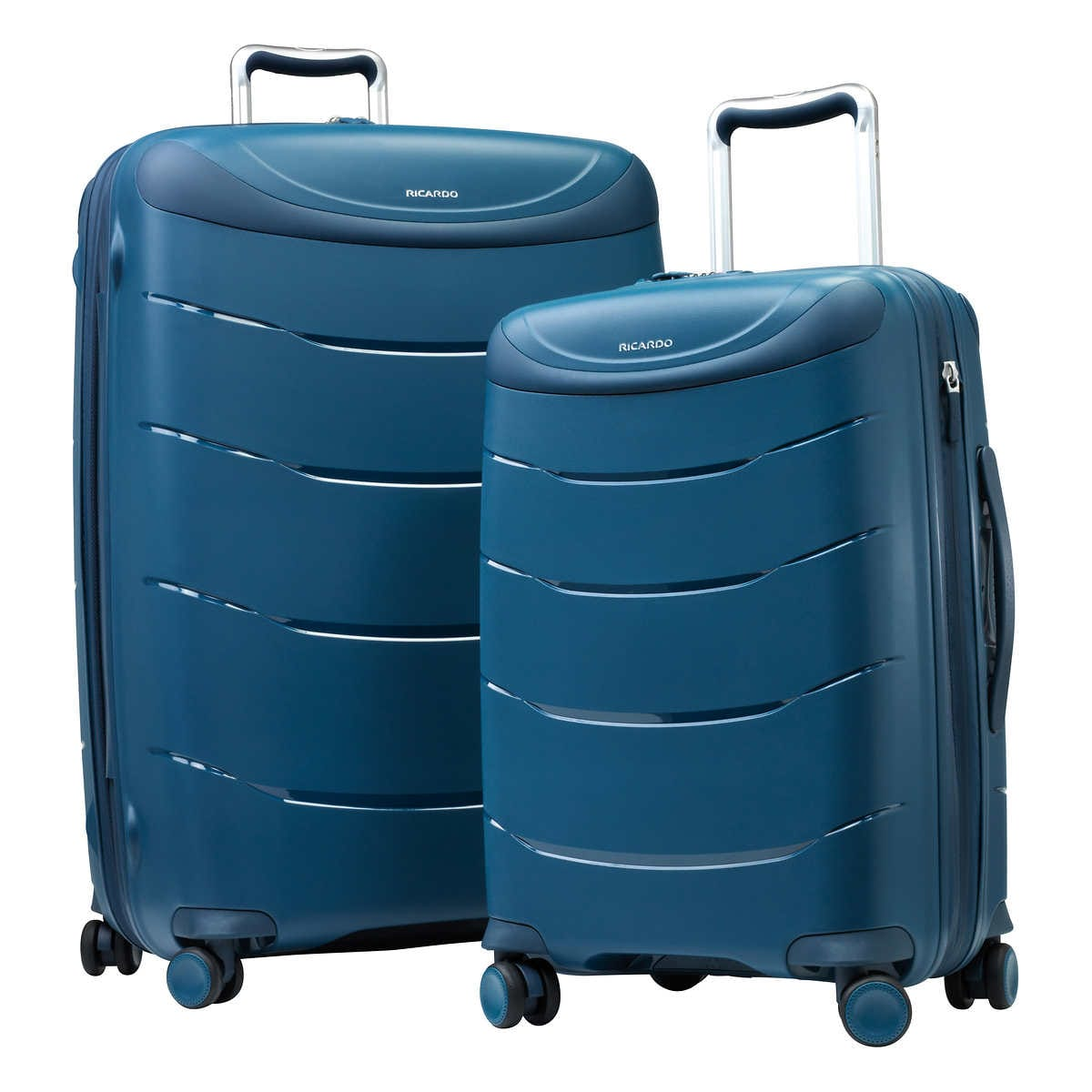 c238736c7 Ricardo Beverly Hills Contour 2-piece Hardside Luggage Set (28