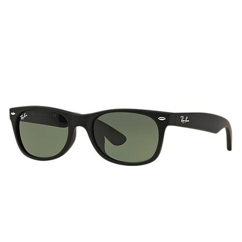 Ray Ban New Wayfarer (F) Green Men's Sunglasses RB2132F (58mm) $69.99 + free s/h