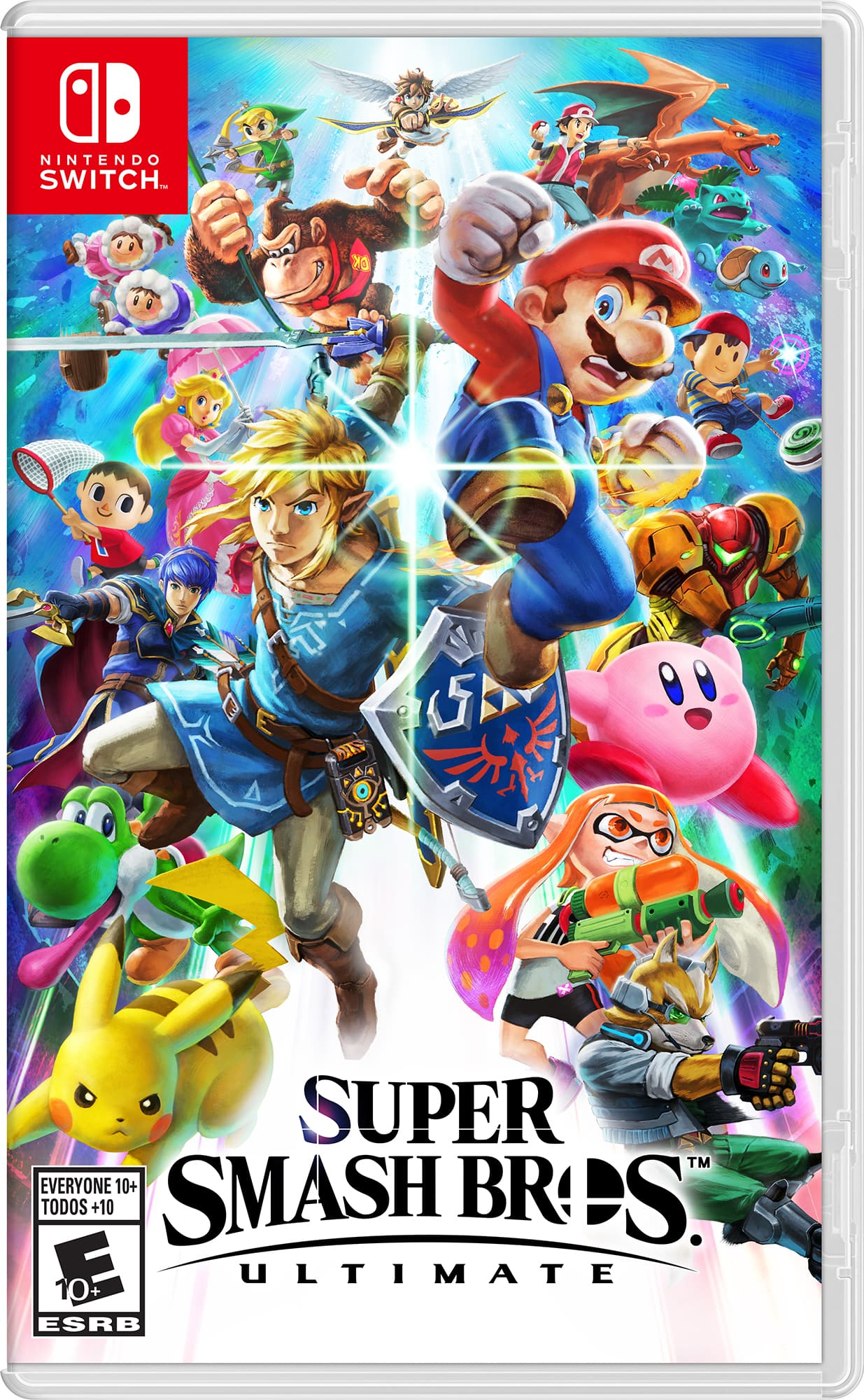 Smash Bros Ultimate For Switch $49.94